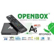 Openbox A6 UHD (OTT/IPTV Android приставка)