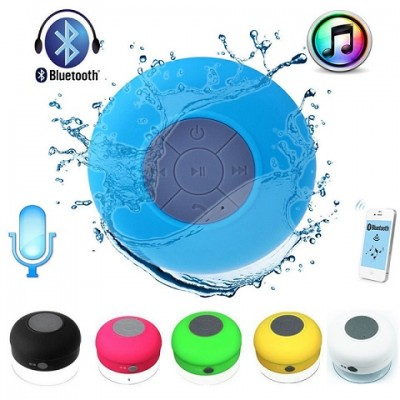 Водонепроницаемая Bluetooth MP3-колонка Hi-Shower