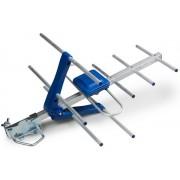 Eurosky ES-003 BLUE (наружная антенна Т2 с усилителем, 5В)