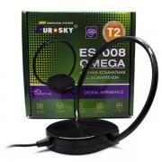 Eurosky ES-008 OMEGA (комнатная антенна Т2 с усилителем, 5В)