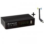 Eurosky ES-15 (YouTube, IPTV, AC3) + Wi-Fi адаптер