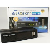 Eurosky ES-15 (YouTube, IPTV, AC3)