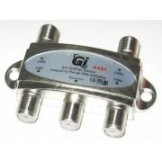 DiSEqC Gi A-401 4x1 Switch 2,0 (дисек коммутатор на 4 LNB)