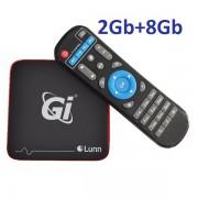 GI Lunn 28 (Android TV box, Quad Core 1/8Gb)