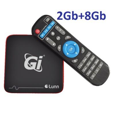 Gi Lunn 28 - Android TVbox (Amlogic S905W 2Gb+8Gb)