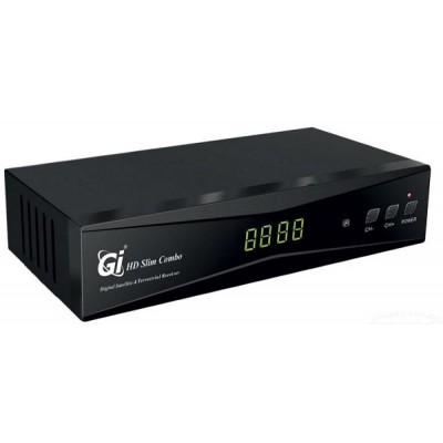 Galaxy Innovations GI HD Slim Combo S2/T2