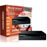 World Vision T62A (YouTube, Megogo, Kino-Live, IPTV, AC3, METAL)