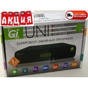GI UNI T2 TV (Android DVB-T2 tuner)