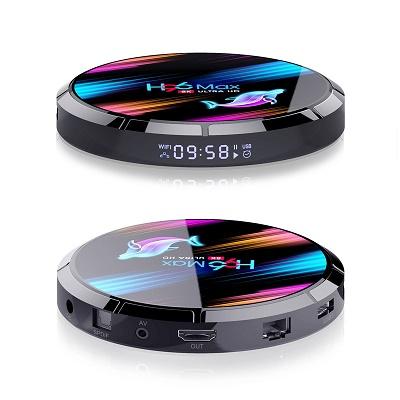 H96 MAX S905X3 4Gb/32Gb