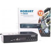 Romsat TR-2018HD (Т2, IPTV, YouTube, 7-кнопок, Metal)