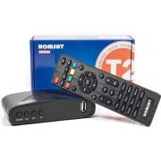 Romsat T8005HD (DVB-Т2/C, IPTV, YouTube, Megogo)