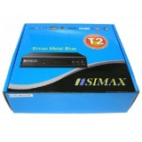 Simax Blue Metal T2 (Metal, IPTV, YouTube,Megogo...)
