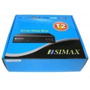 Simax Blue Metal T2 (Metal, IPTV, YouTube,Megogo...)