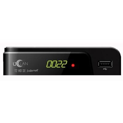 uClan T2 HD SE Internet - с дисплеем