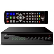 uClan T2 HD SE Internet Metal (T2/С, IPTV, Megogo, YouTube, RCU)