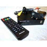 World Vision T62D3-Т2-DVB-C (Megogo, Kino-Live, YouTube, IPTV, AC3)