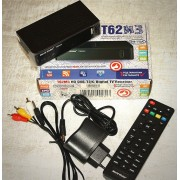 World Vision T62M3- T2-DVB-C (Megogo, Kino-Live, YouTube, IPTV, AC3)