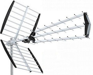 EuroSky ES-009 Sigma - наружная пассивная Т2 антенна